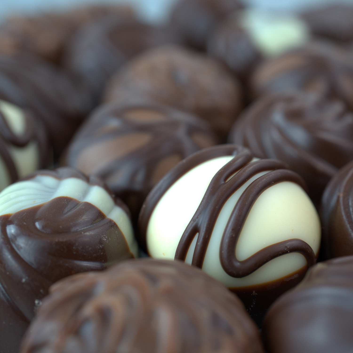 CHOCOLATE TRUFFLES - STARTING AT $30 (+ tax) FOR 6