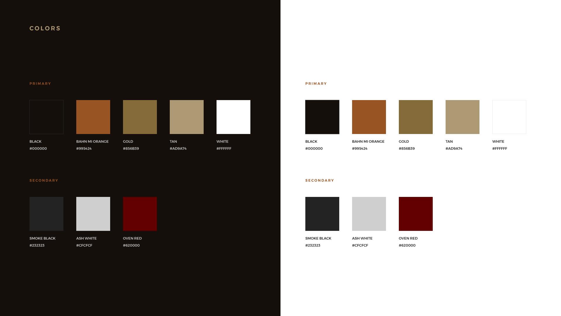 Fig. 4 - ADCK Colors