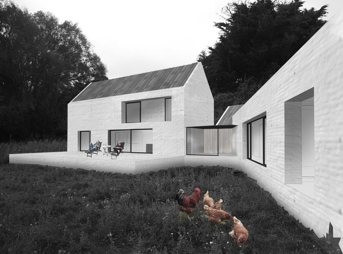 Canterbury Farm House
