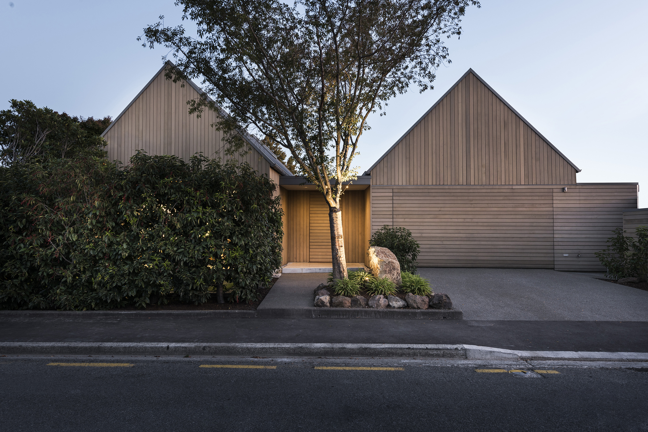 Andover Street house by Case Ornsby