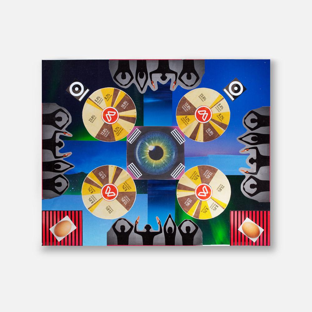 Cosmic Dance Mandala