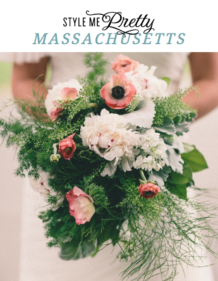 Willowdale Estate Summer Wedding Inspiration from Forevercandid Photography, STYLE ME PRETTY