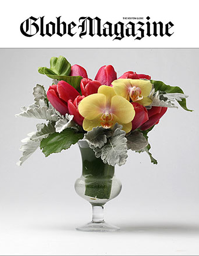 Bloom Town, BOSTON GLOBE MAGAZINE