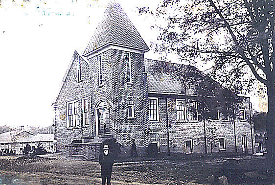 Shiloh AME Z church, 1928.jpg