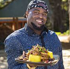 Chef Clarence Robinson