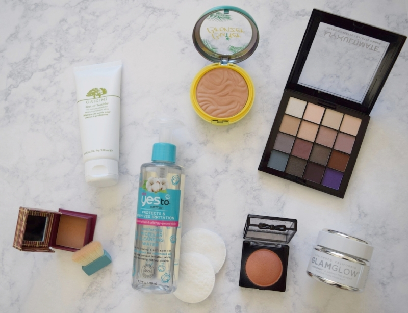 March favorite products beauty skin care