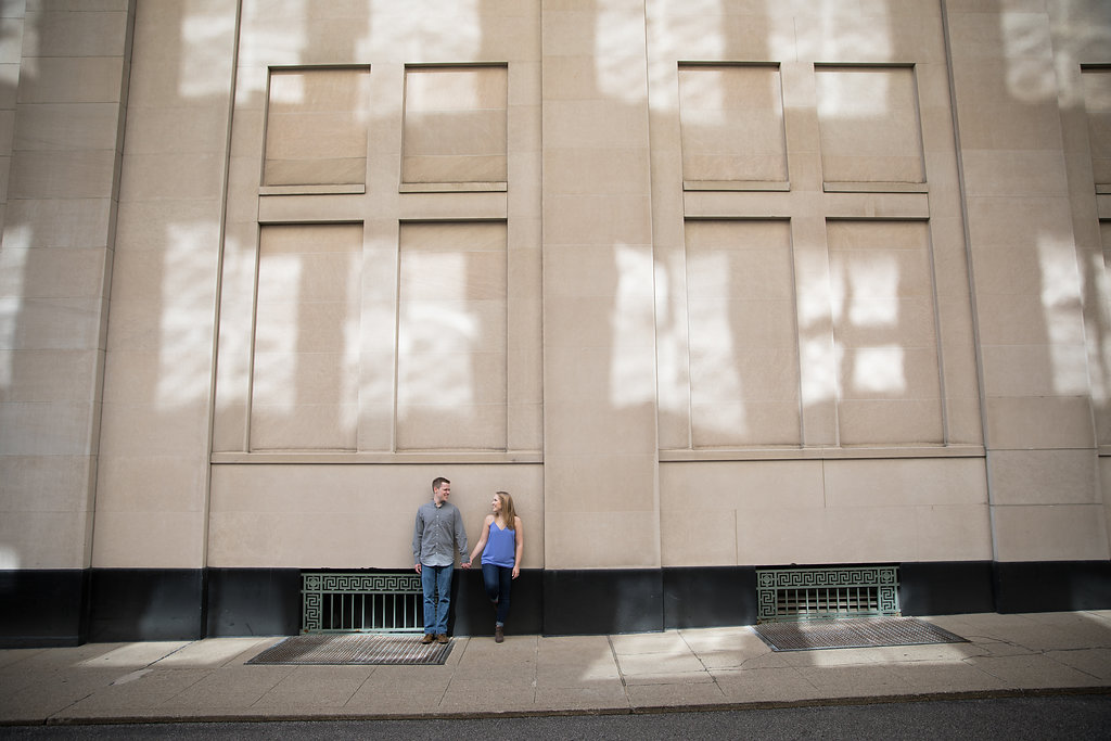 Cincinnati engagement story top of the park David Stephen photographer