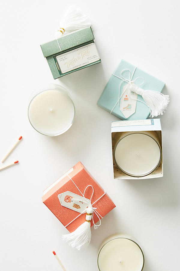 Candle Antropologie gifts for your host