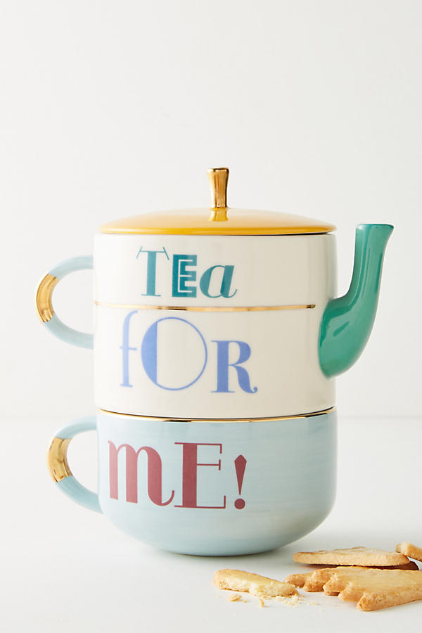 Tea Antropologie gifts for your host