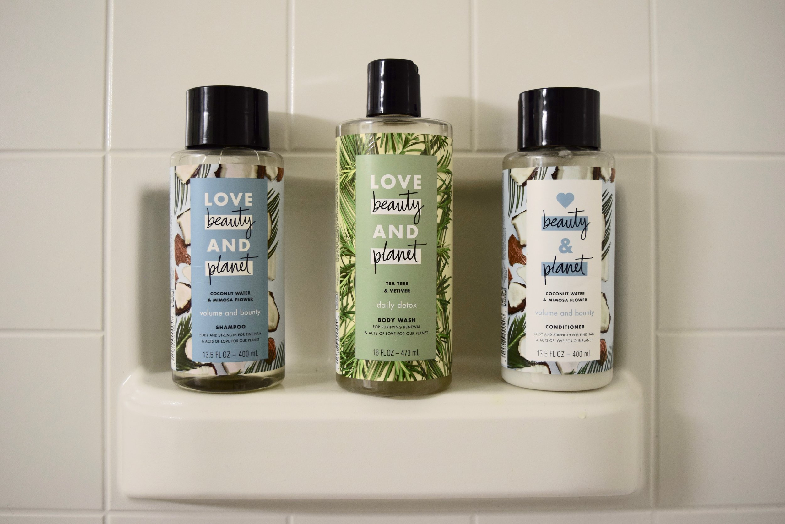 Review on Love Beauty and Plant products