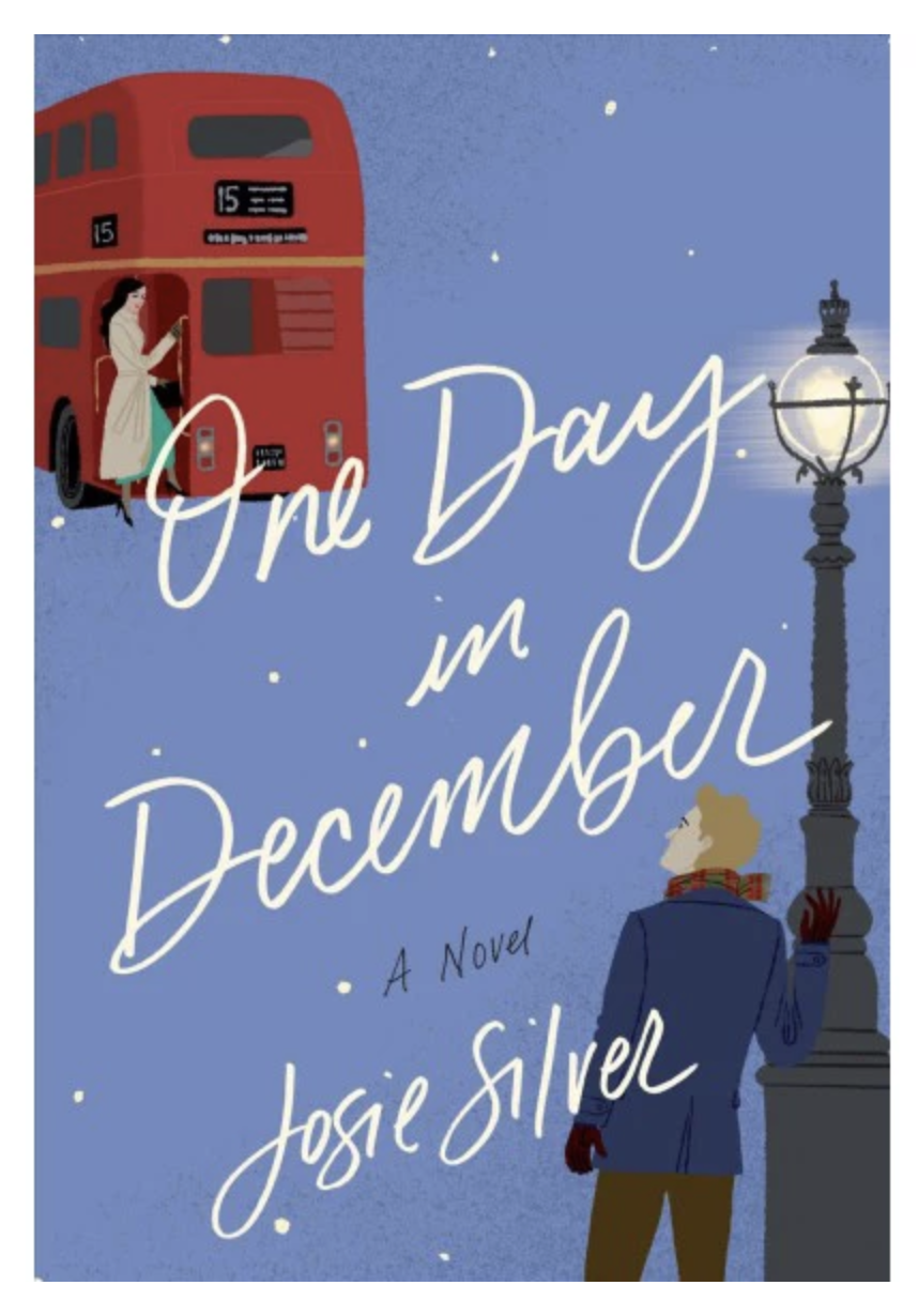 Books perfect for your honeymoon One Day in December