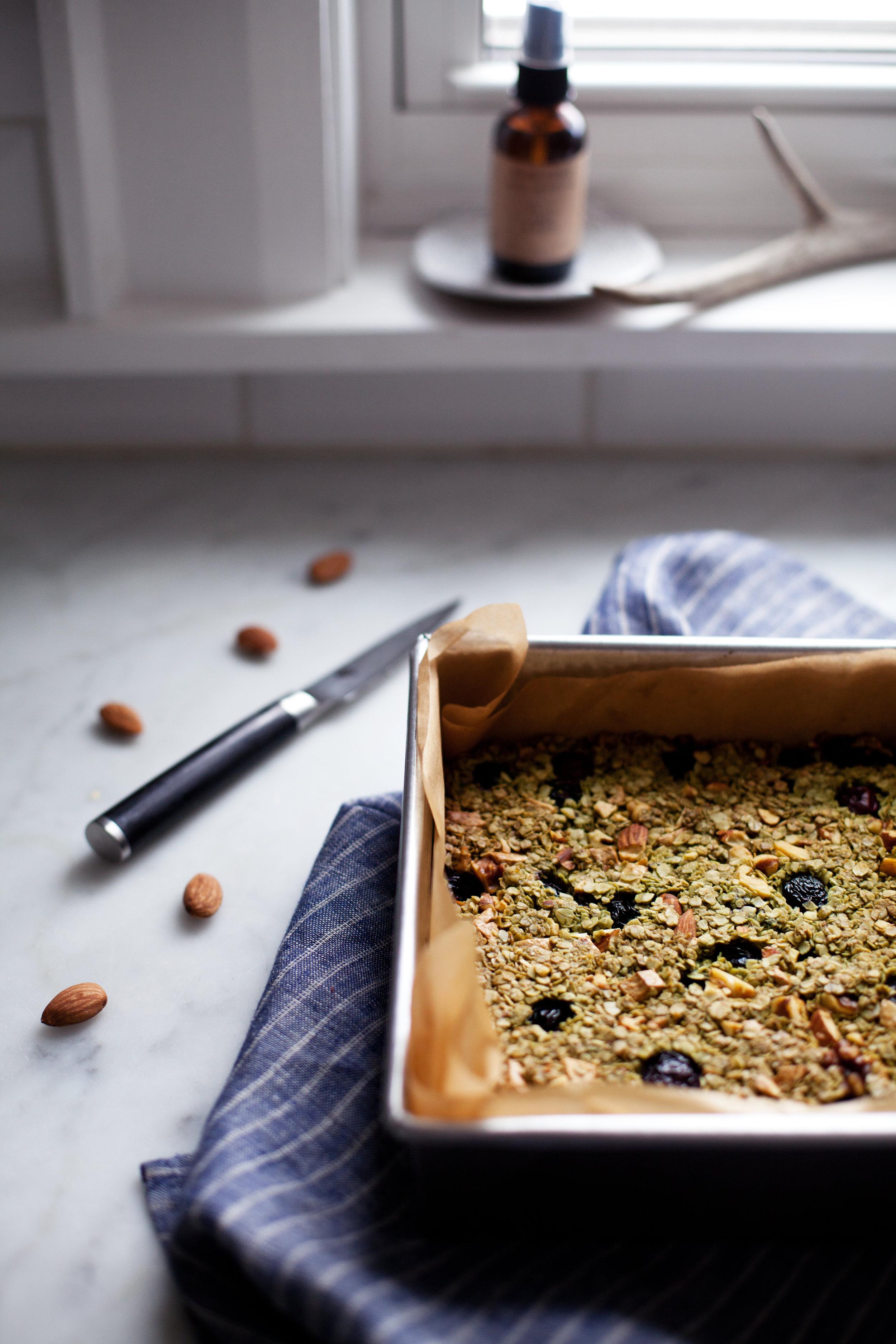 matcha & blueberry granola bars x.jpg