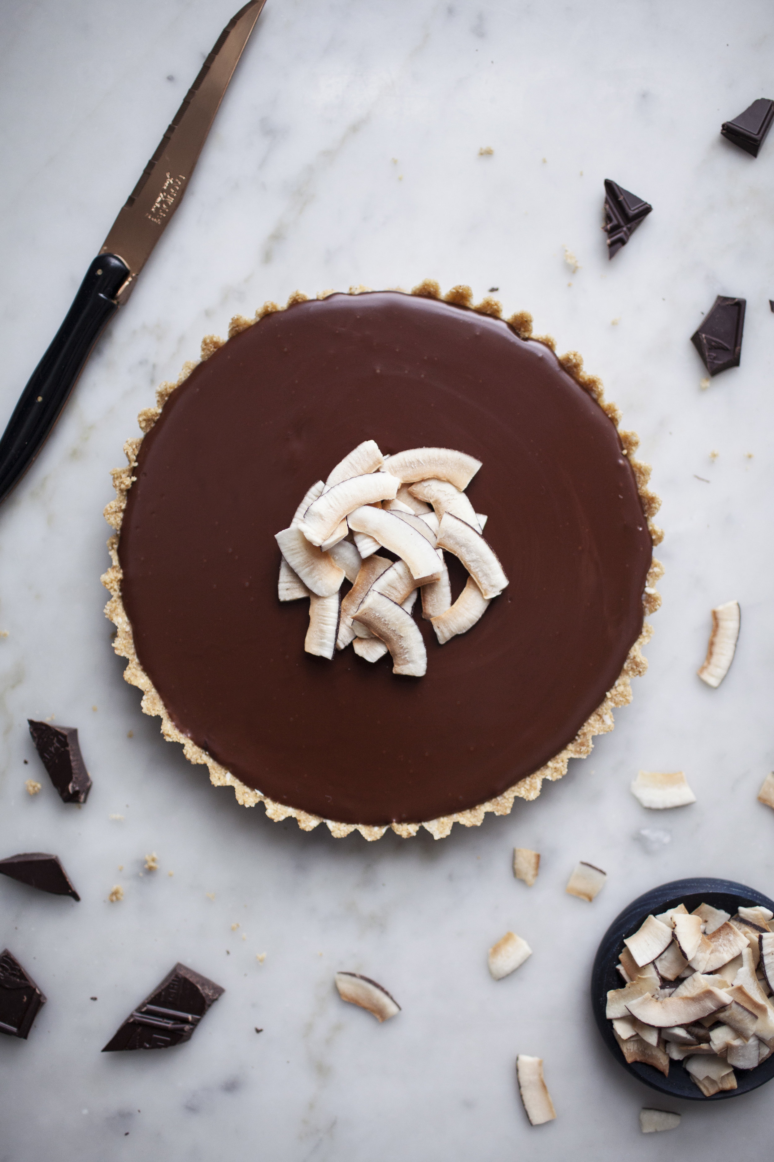 chocolate coconut tart xii.jpg