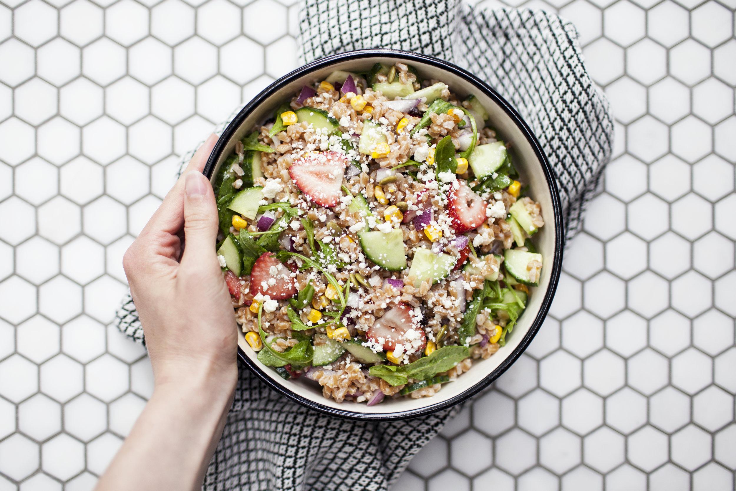 farro arugula summer salad iv.jpg
