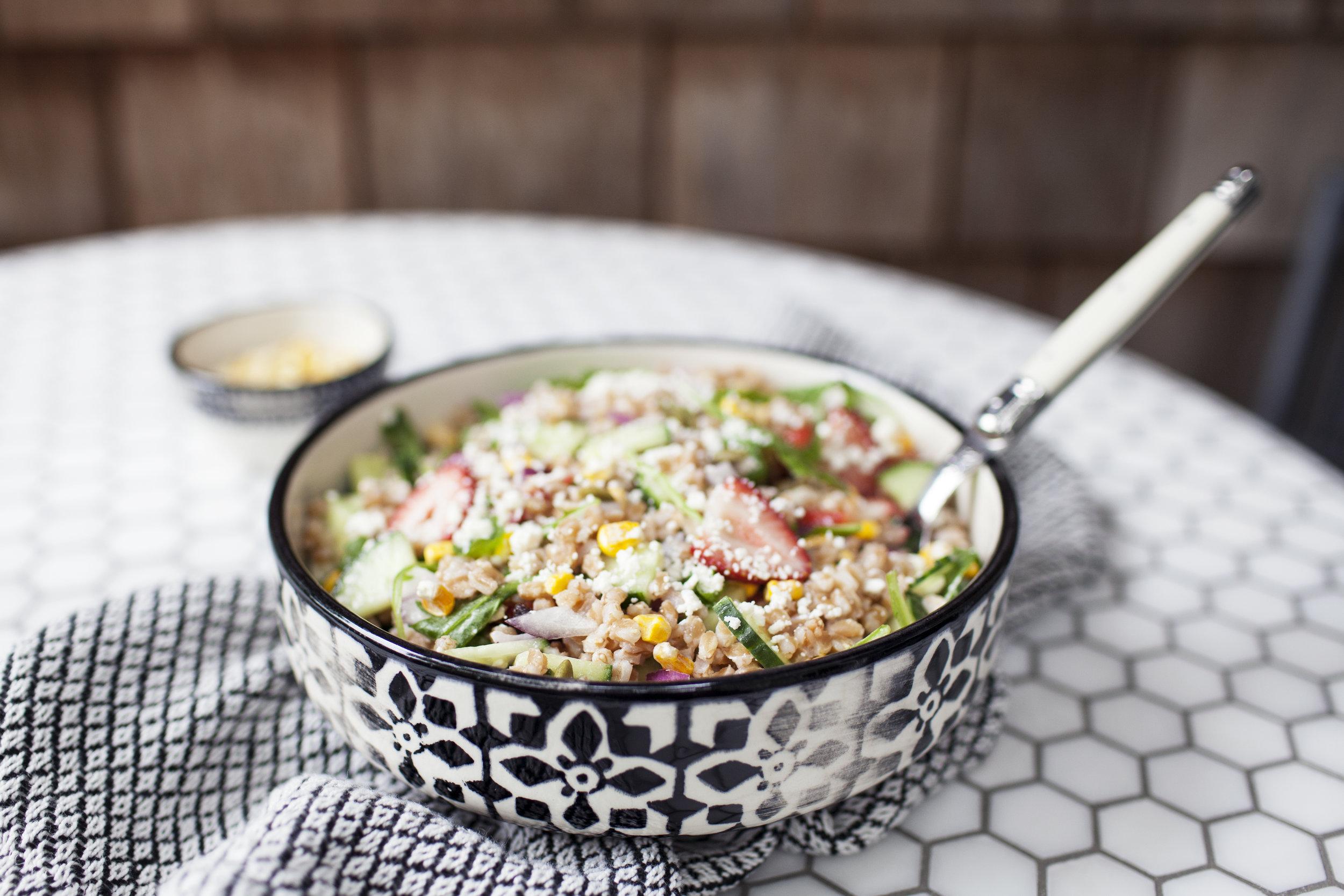 farro arugula summer salad xi.jpg