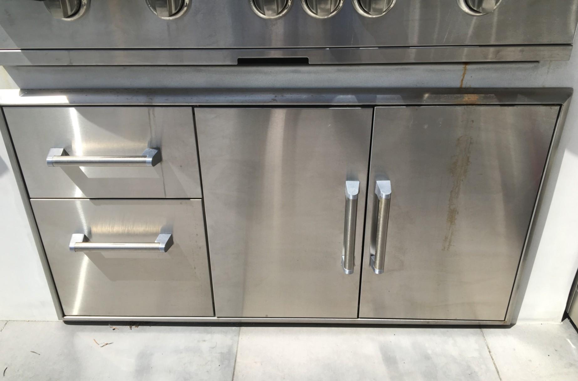 Stainless Steel Appliance Resurfacing Stainless Steel