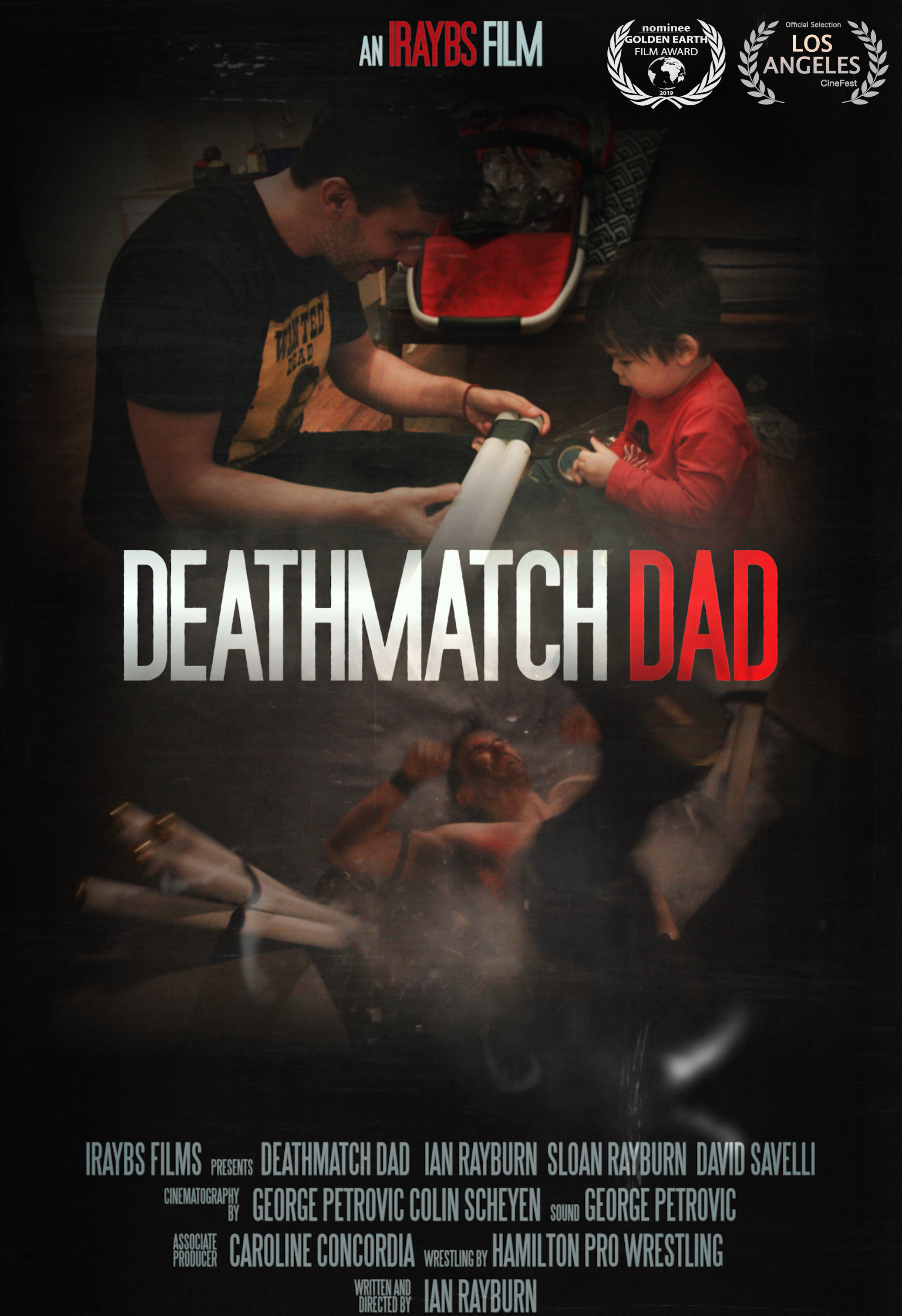 Deathmatch DAD - Drama short