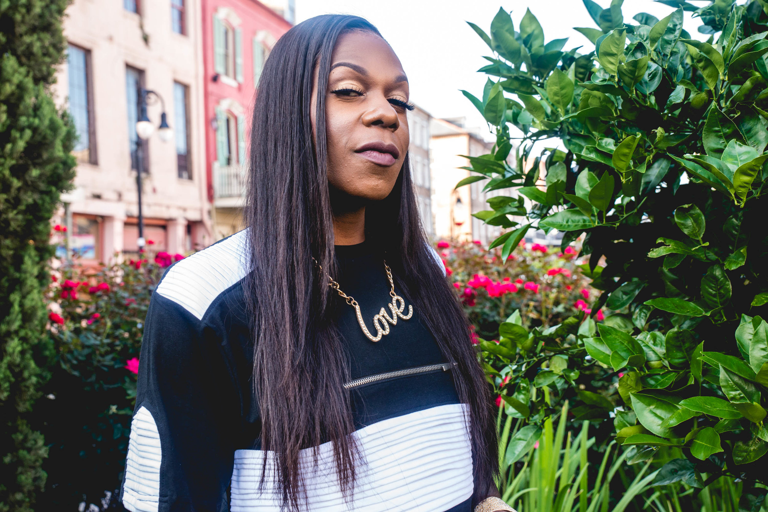 Big Freedia for Urban Outfitters