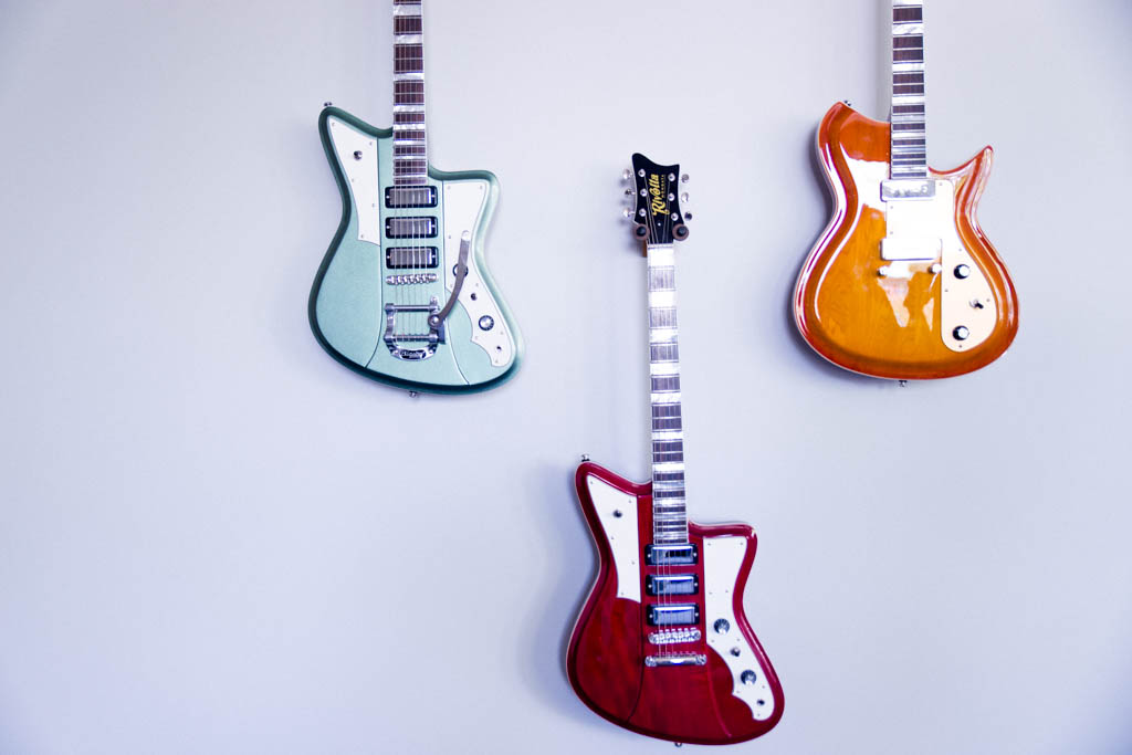 Novo Guitars by Dennis Fano