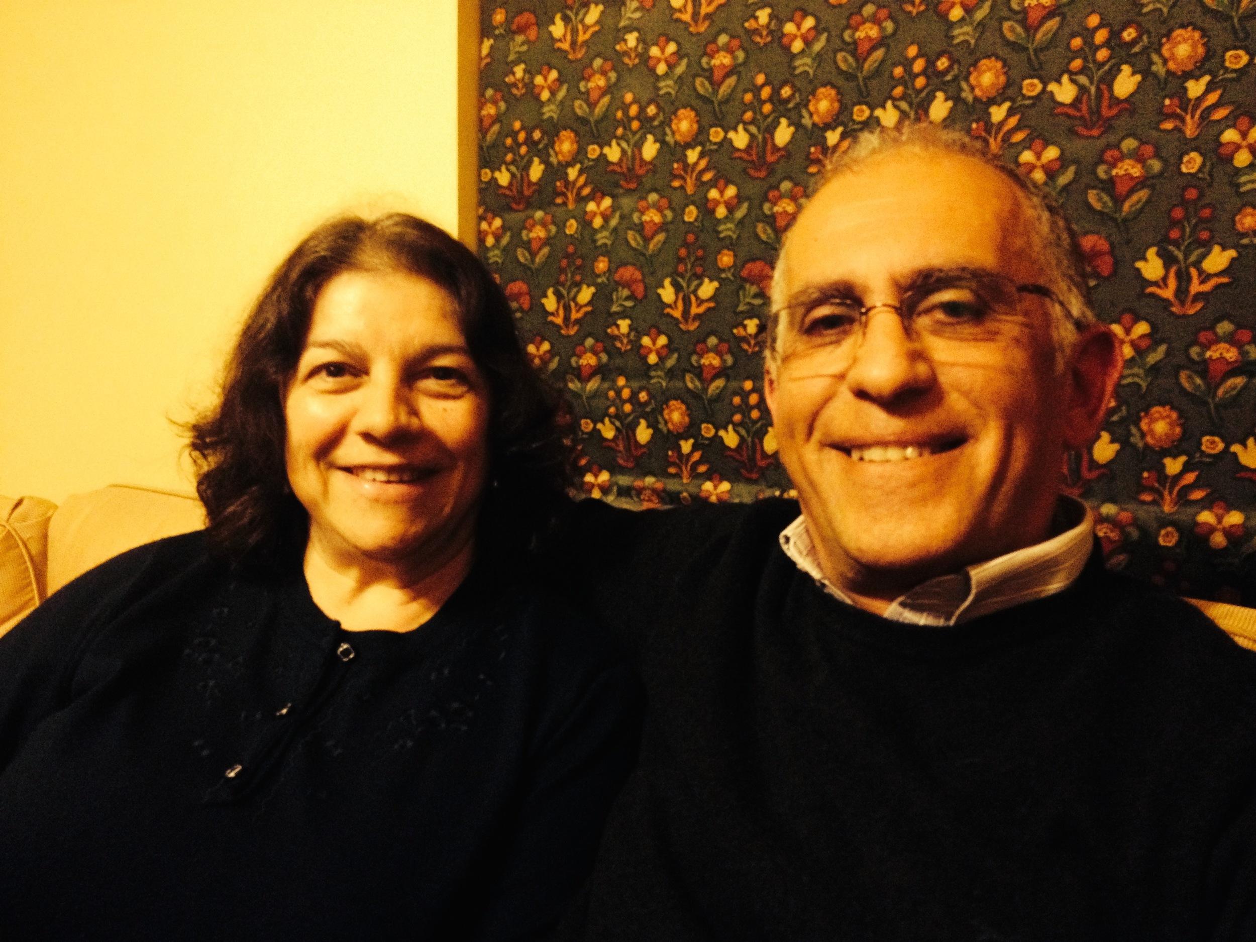 Cathy & Xenophon