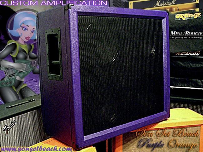 SSB412 Straight Purple