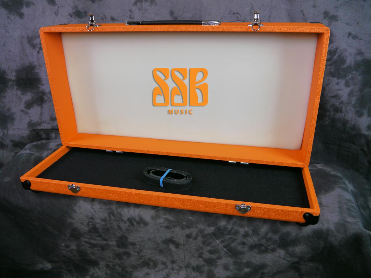 Son Set Beach Custom Stompbox Pedal Board Design
