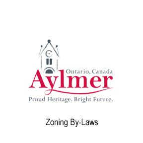 Town of Aylmer Zoning By-Law