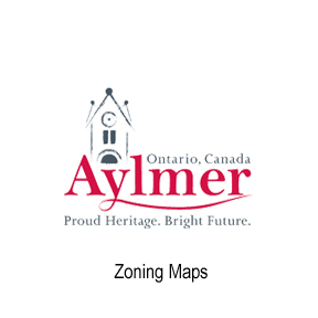Town of Aylmer Zoning By-Law Maps