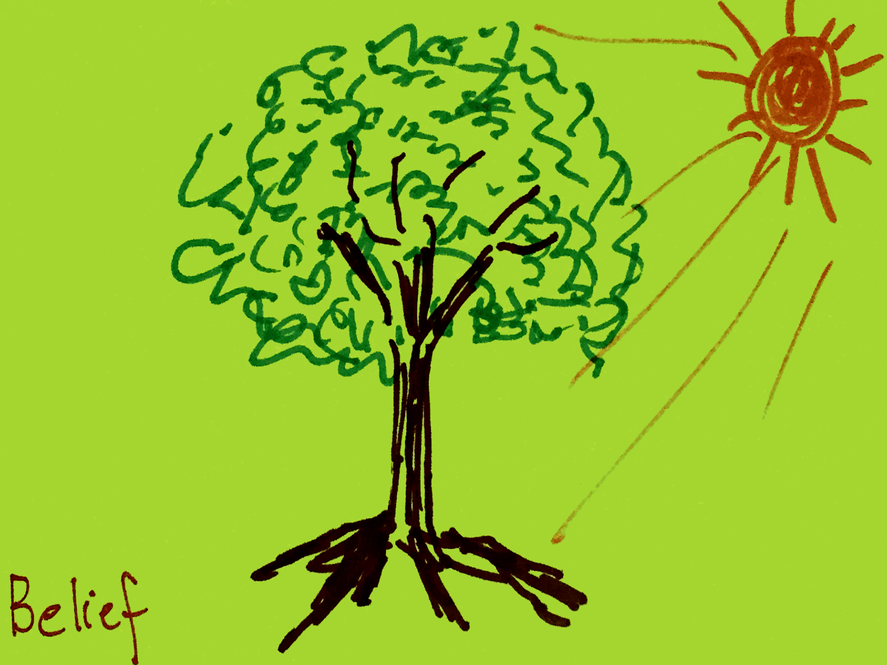 Belief StrengthsFinder Singapore Tree Growing Rooted Core Values