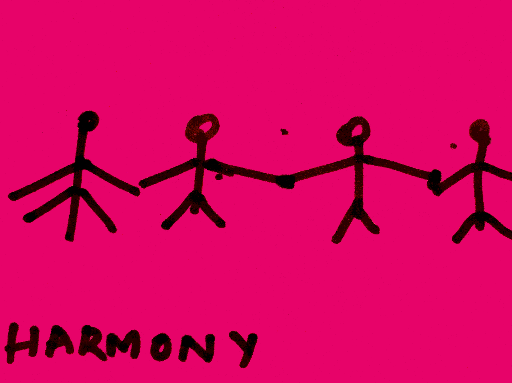 Harmony StrengthsFinder Singapore People Holding Hands