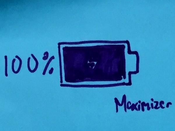 Maximzer StrengthsFinder Singapore Battery 100%
