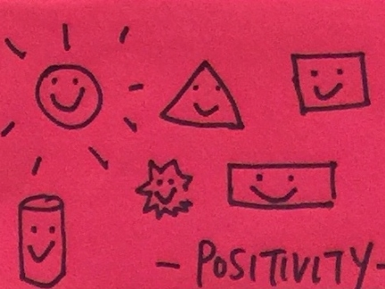 Positivity StrengthsFinder Singapore Happy Shapes