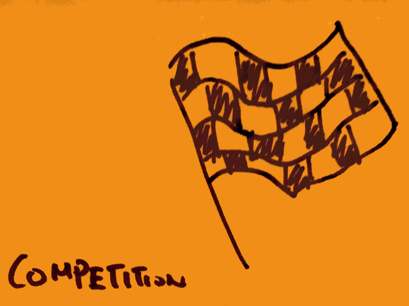 Competition StrengthsFinder Singapore Racing Flag