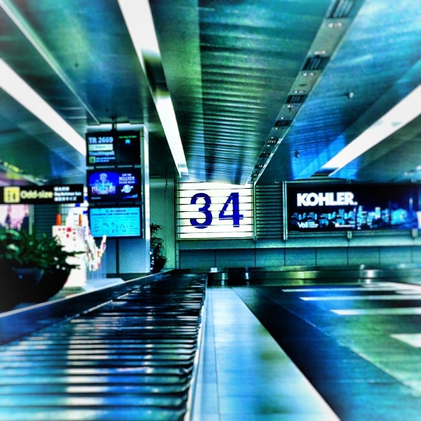At Singapore airport belt 34.StrengthsFinder has 34 unique talents to describe humanity