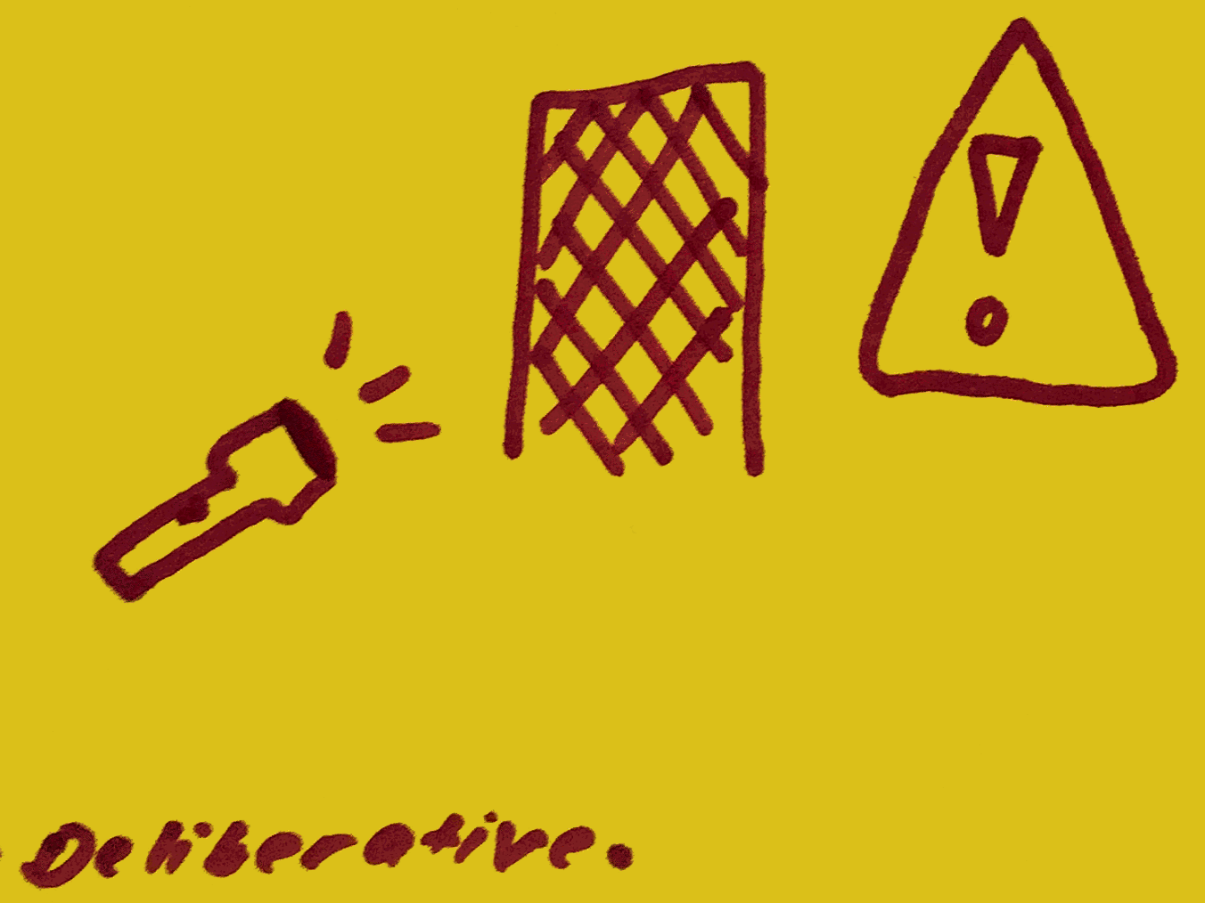 Deliberative Strengthsfinder Singapore Watch for Danger