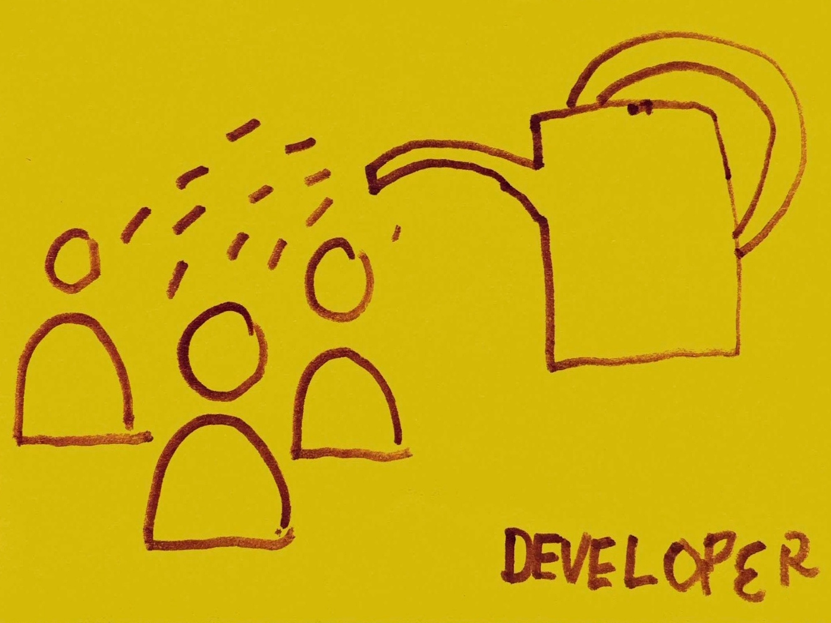 Developer Strengthsfinder Singapore Watering Can People