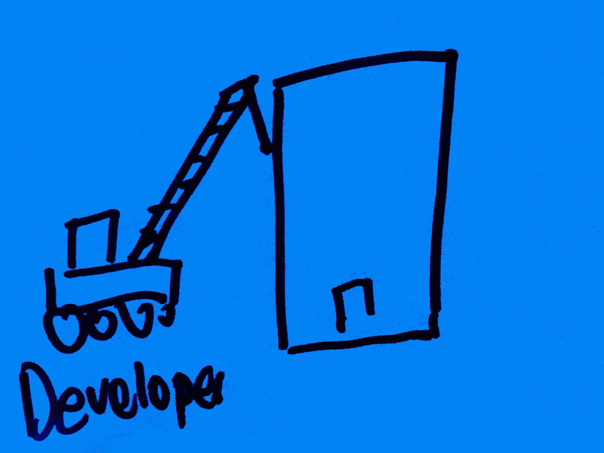 Developer StrengthsFinder Singapore Crane Building