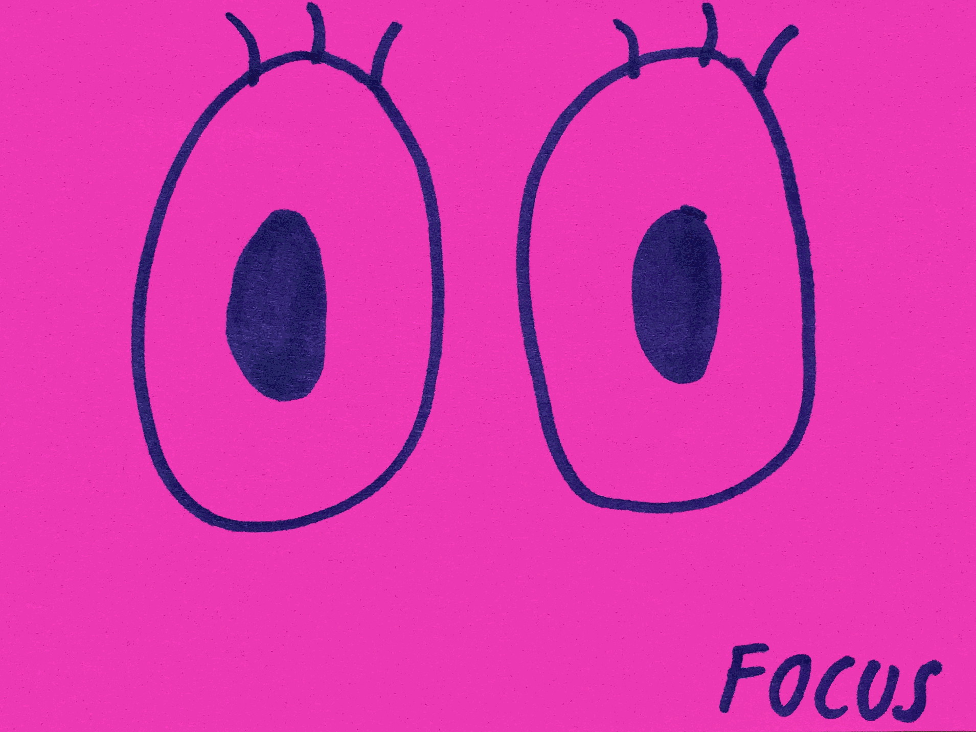 Focus Strengthsfinder Singapore Eyes Peeled
