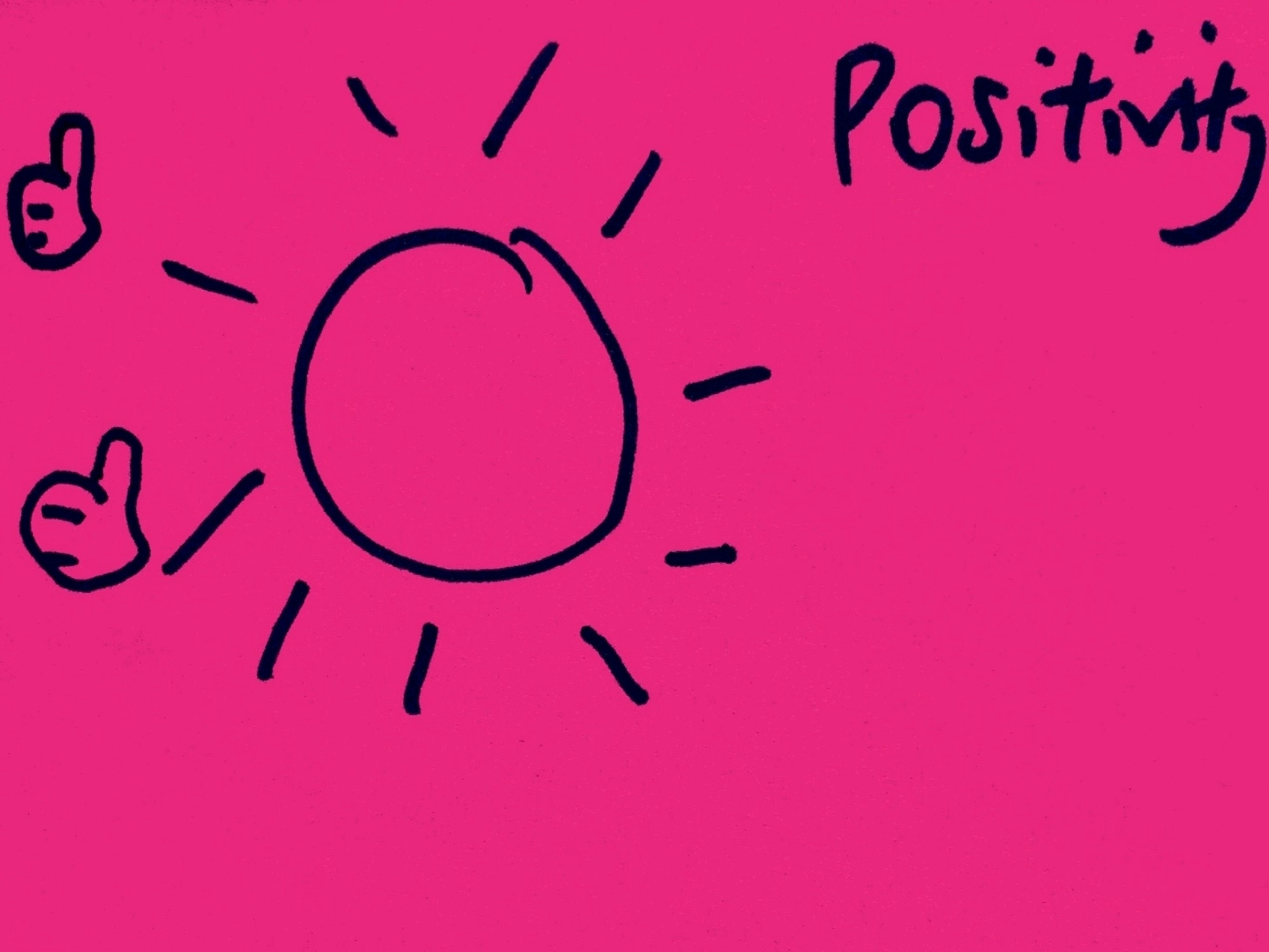 Positivity Strengthsfinder Singapore Sun Thumbs Up