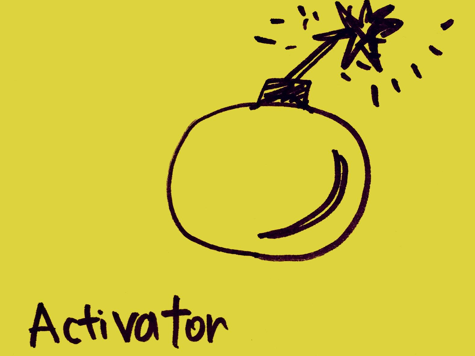Activator Strengthsfinder Bomb Ticking
