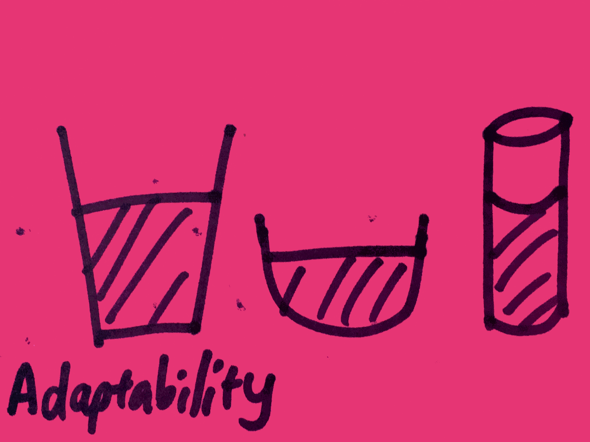 Adaptability Strengthsfinder Water taking Shape