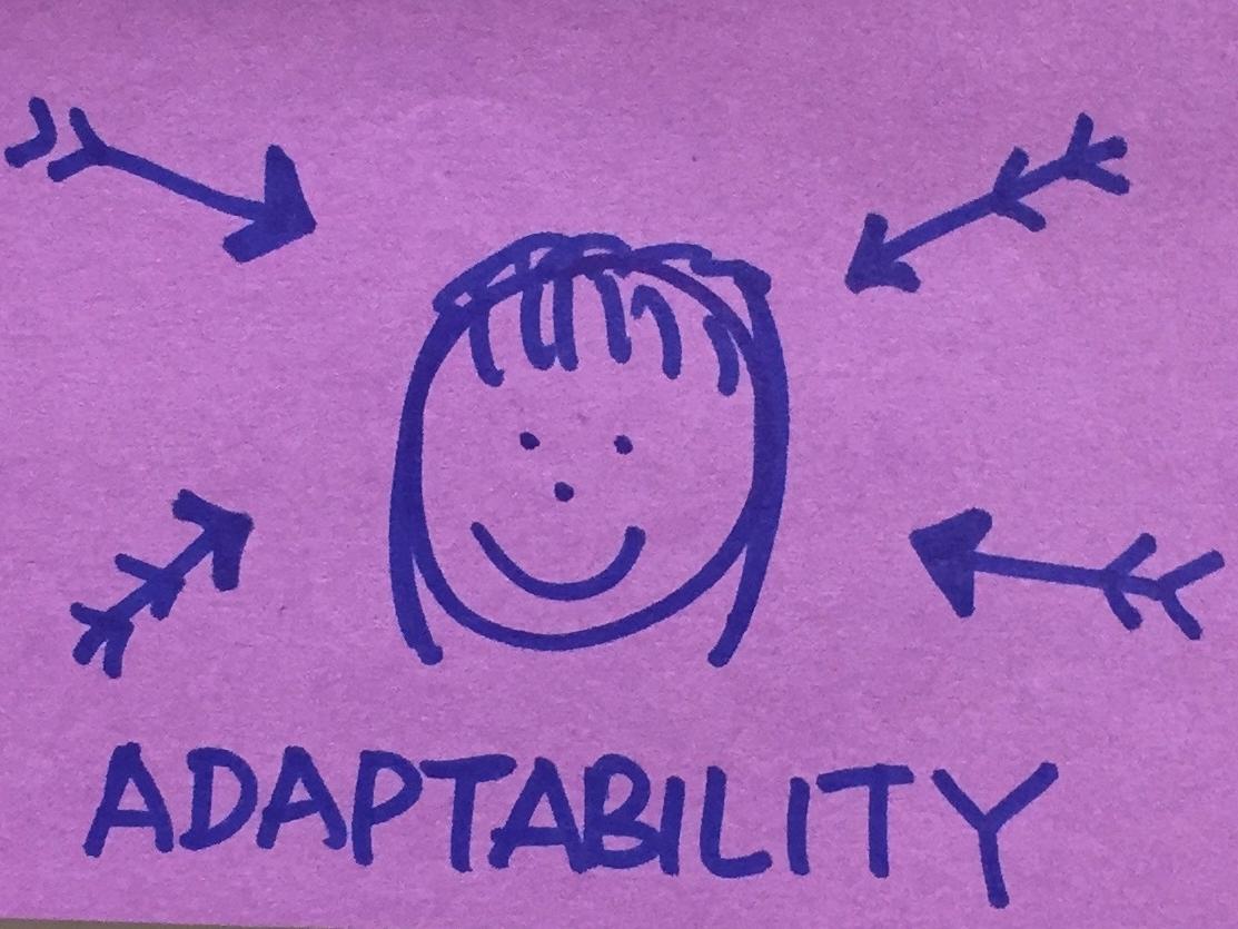Adaptability Strengthsfinder Taking Pressure