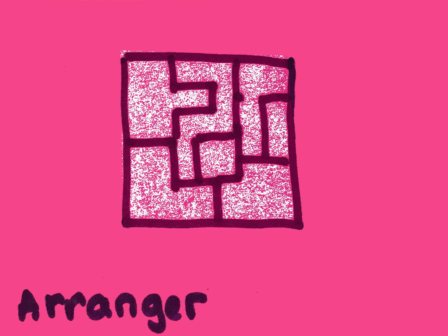 Arranger Strengthsfinder Jigsaw Puzzle