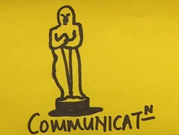 Communication Strengthsfinder Speech Figurine