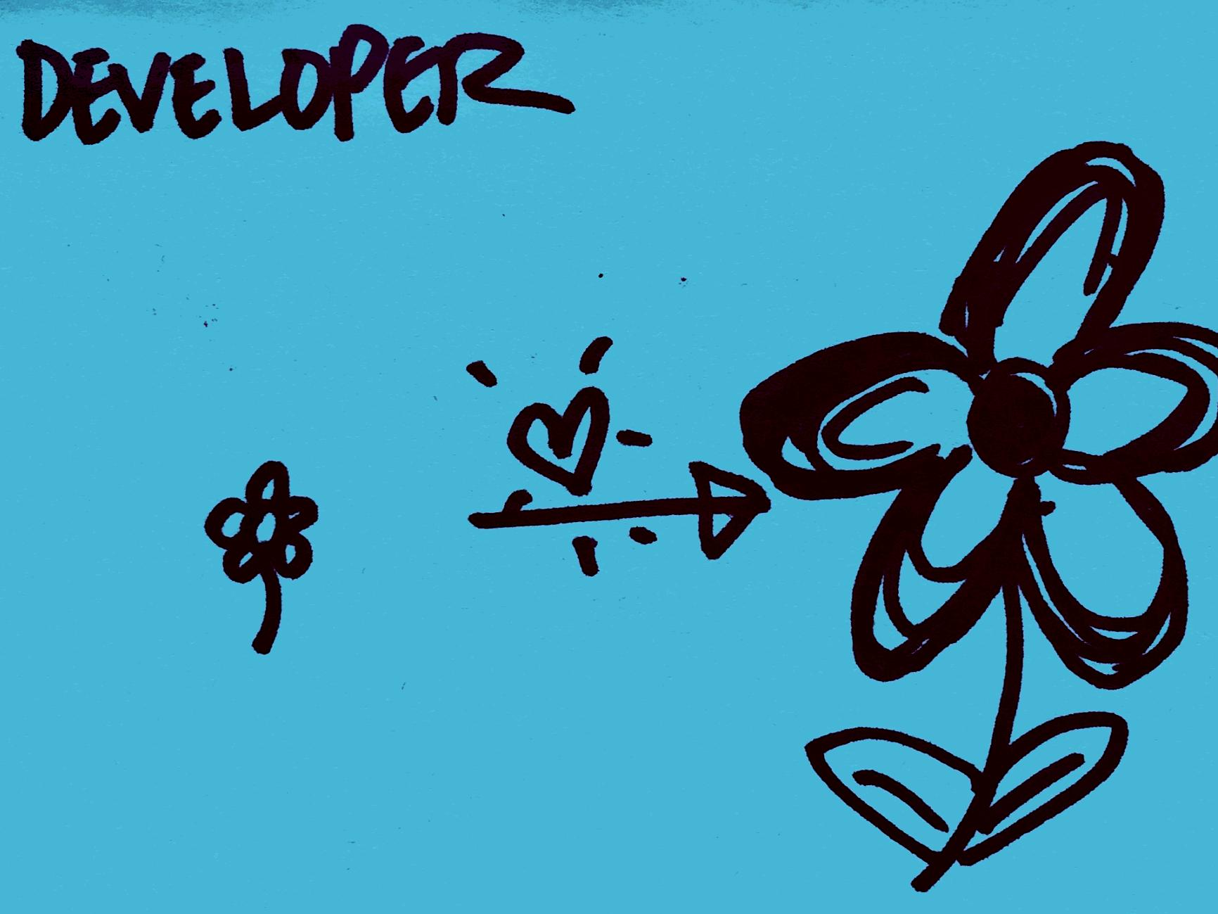 Developer Strengthsfinder Flower Germination