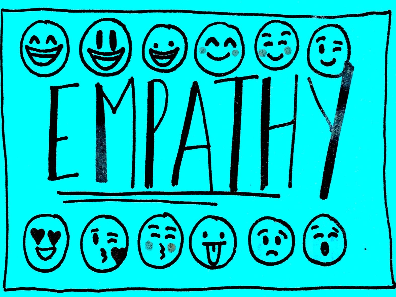 Empathy Strengthsfinder Different Emotions