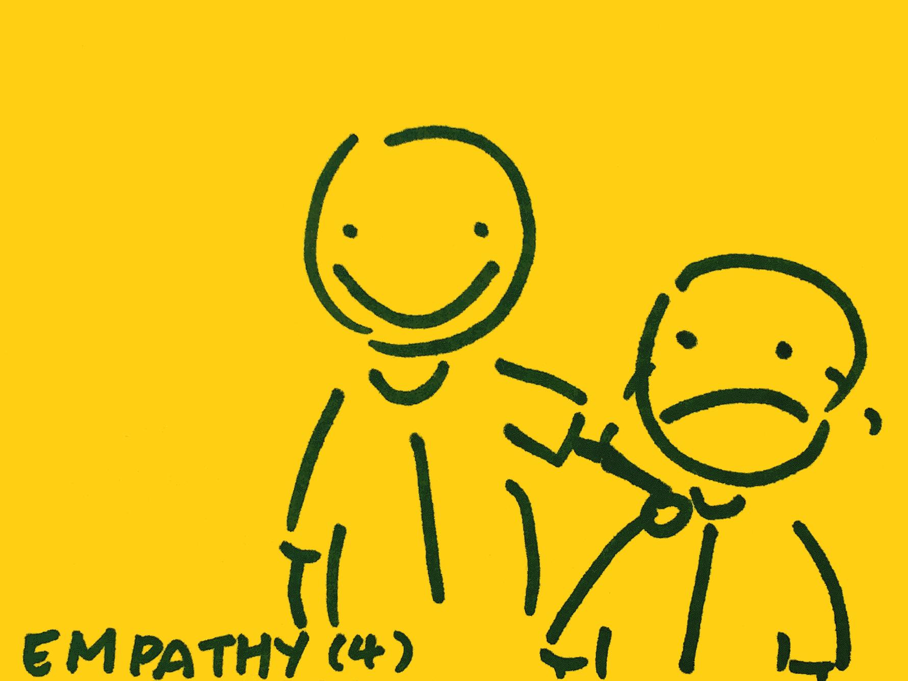 Empathy Strengthsfinder Don't be Sad