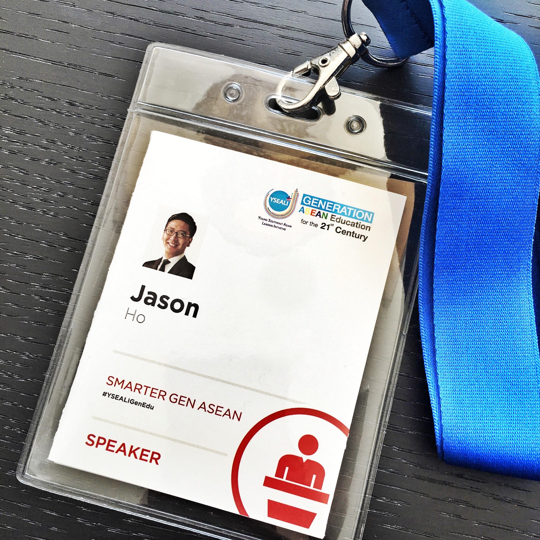 StrenghtsFinder Workshop Leadership ASEAN leaders - Jason Ho Strengths School Singapore