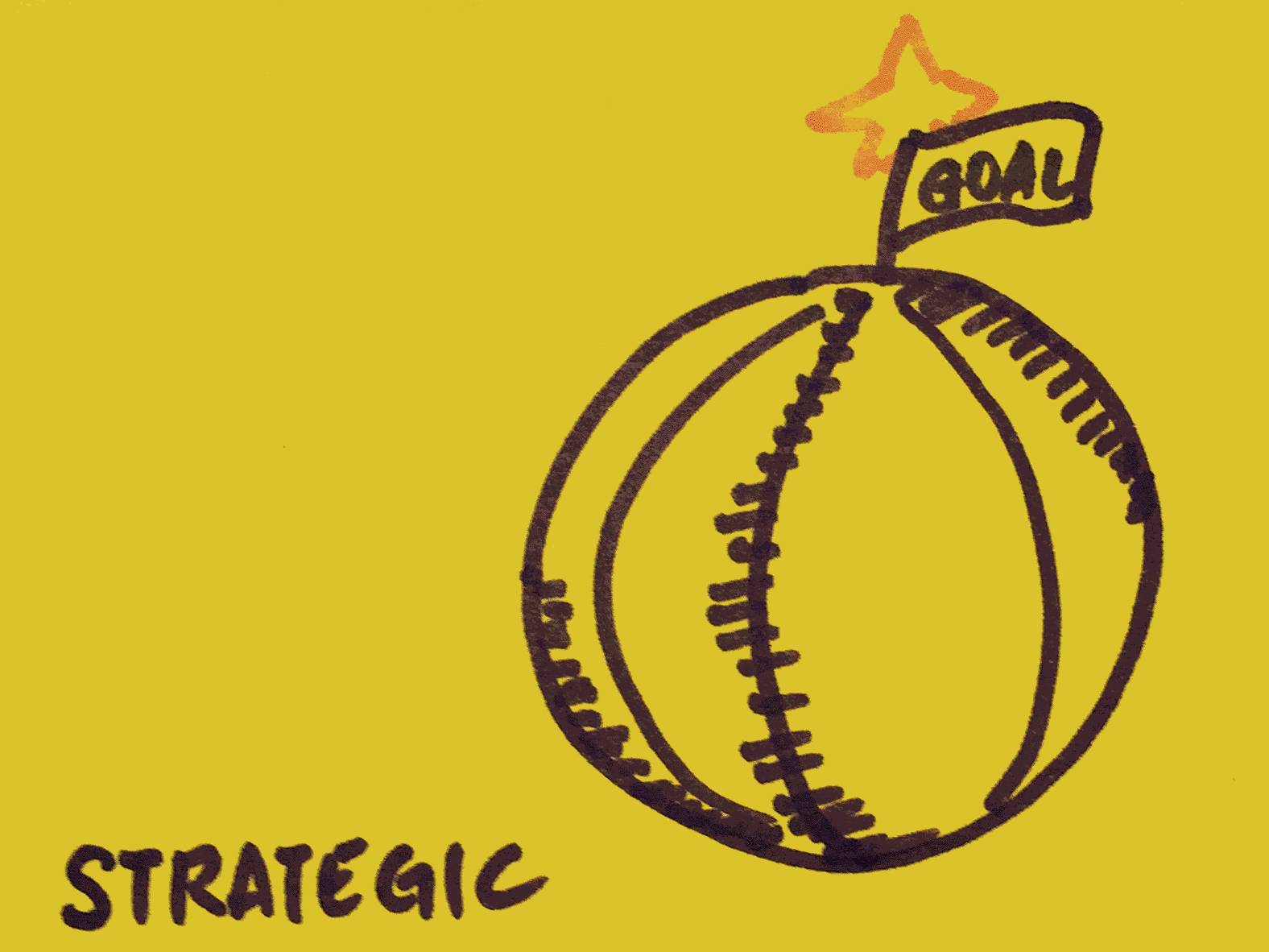 Strategic Strengthsfinder Ball of Goal