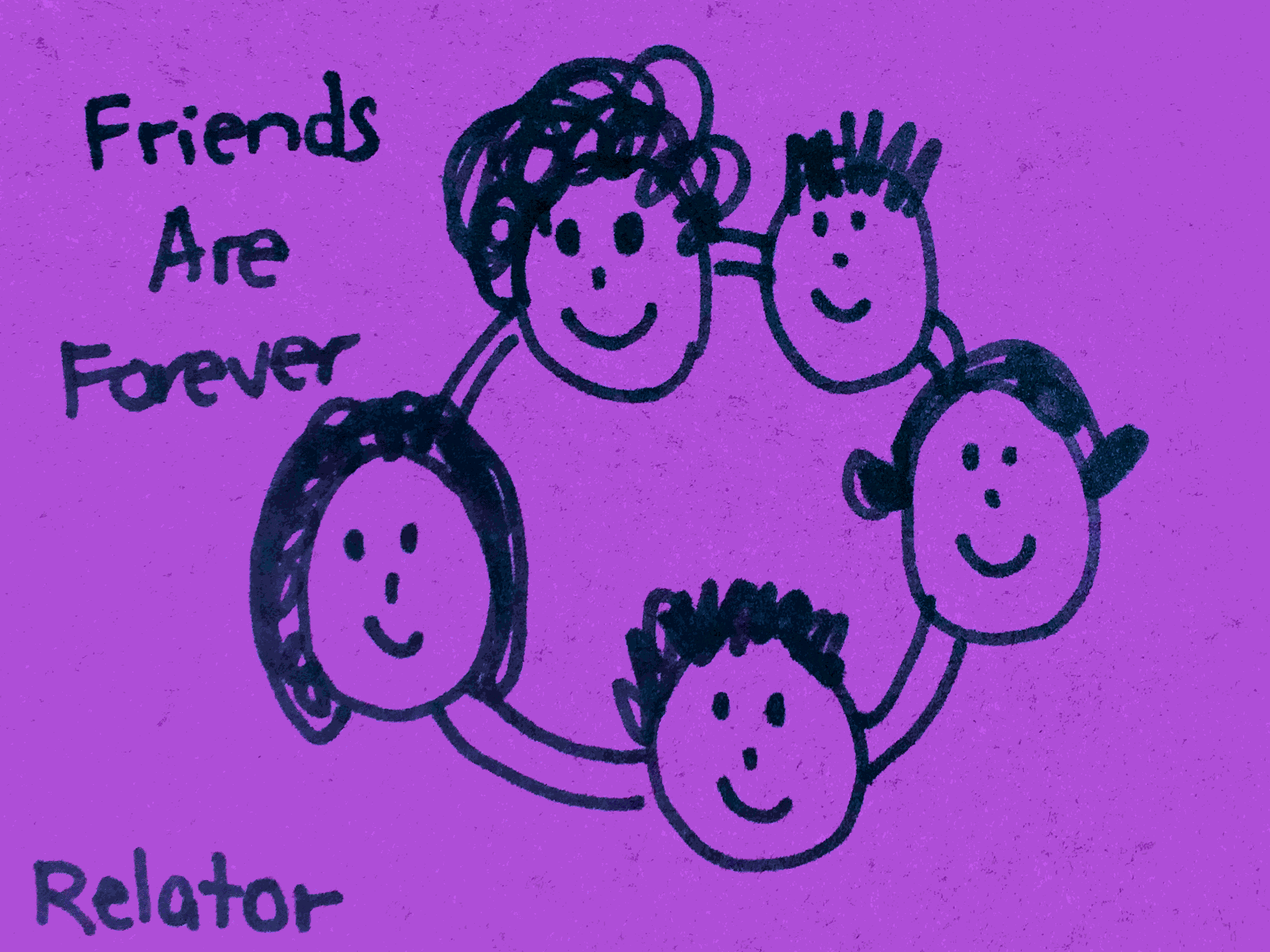 Relator Strengthsfinder Friends Are Forever
